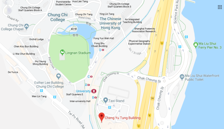 Cheung Yu Tung Building